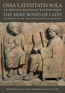 Cover of book, The Mere Bones of Latin mentioned on live television