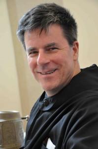 photo of Fr Daniel P McCarthy OSB