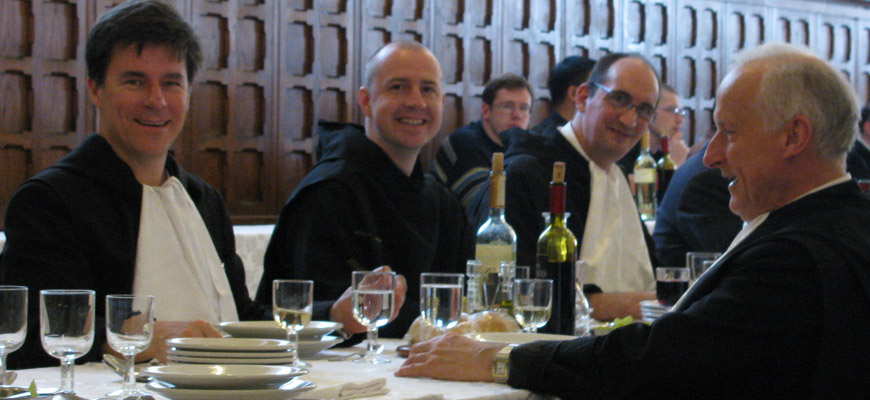 picture of dining at Sant' Anselmo