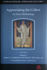 Photo of the cover of the book Appreciating the Collect